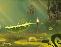 Scare Dionaea