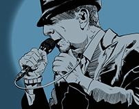 ICON | Leonard Cohen