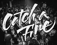 Logo Design - Catch a Fire