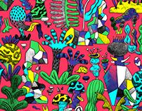 Graphic Design - PLANT