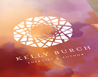 Kelly Burch brand identity
