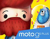 MotoG5 Plus / CHARACTERS