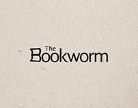 The Bookworm - Branding