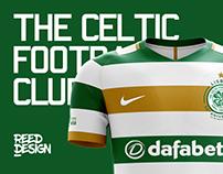 Celtic FC - Jersey Concept