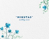 MINUTAS - Vol. Nº1