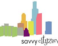 Logo: Savvy Cityzen