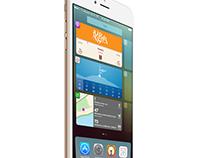 iOS Widgets Redo
