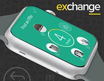 Exchange: App Design