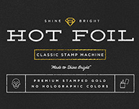 RetroSupply Hot Foil Kit