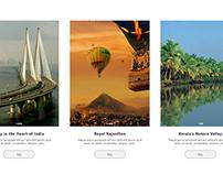 Hotel Booking App Design