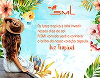 Artes SML moda feminina
