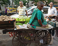 Vegetable Market-A sustainable concept