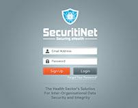 SecuritiNet UX