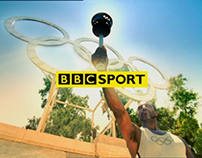 BBC Sport title sequences - various