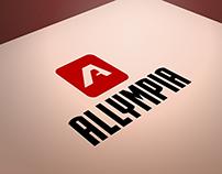Re-Branding - Allympia Fitness Platform