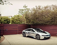 Commissions ~ Bmw i8 Editorial