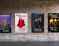 Ballet 5:8 Posters 2015/16