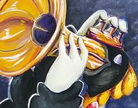 Hornbill and Bass