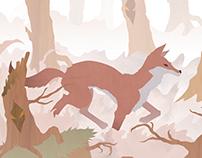 Misty Fox