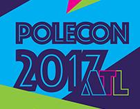 POLECON 2017 Postcard