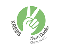 Corporate Design - KREBS Nein Danke Chancen e.V.