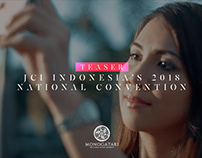 JCI Indonesia's 2018 National Convention - Teaser