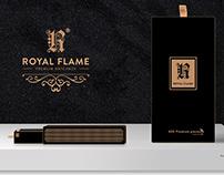 ROYAL FLAME [BRANDING]