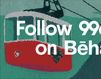 Welcome 99designs to Behance