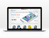 Telefonsepeti.com - eCommerce Design