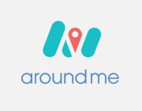 Around Me Logo