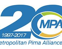 MPA 20 years Logo