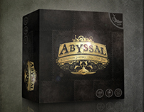 Abyssal. Boardgame design