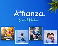 Affianza - Social Media