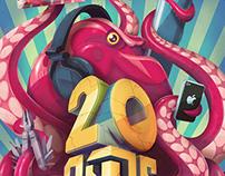 Litoimagen - 20 Aniversario