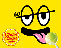 Chupa Chups 60 Years Toy Design