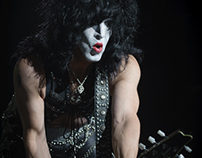 KISS Paul Stanley ©2016