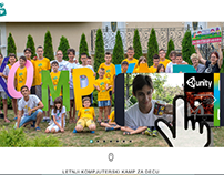 Summer Camp for Kids Game Designers