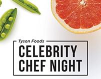 LPGA Tyson Foods Celebrity Chef Night