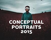 Conceptual Portraits - 2015