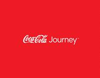 Coca-Cola Company iPad App and Poster Design