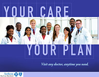 Anthem health care brochure