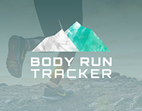 Body Run - Fitness tracker app