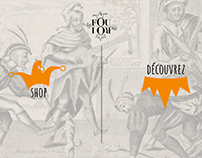 Website - Le Fou du Roi