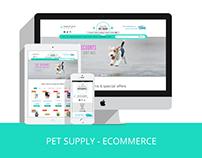 PetSupply - ecommerce