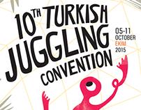 J-FEST 10 - 10th TURKISH JUGGLING FESTIVAL 2015