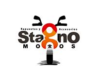 Stagno Motos_Branding