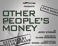Other People's Money - Theatre Marquee Poster