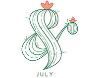 Ampersand Calendar