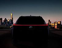 Lexus UX Video