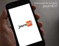journEY! - App for travelers